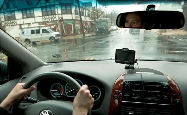 Former Urbanites Find Jersey Driving Intimidating