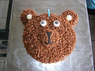 cocoa pops cake
