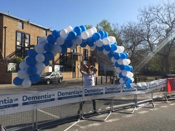 Dementia UK London marathon
