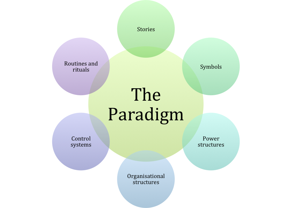 culture and paradigm Complexity approaches to organisational culture and change: using the new  sciences to promote emergent development.