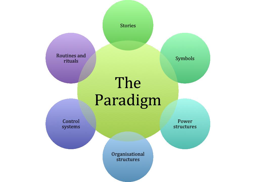 cultural web paradigm