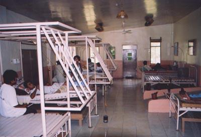 orthopaedic ward