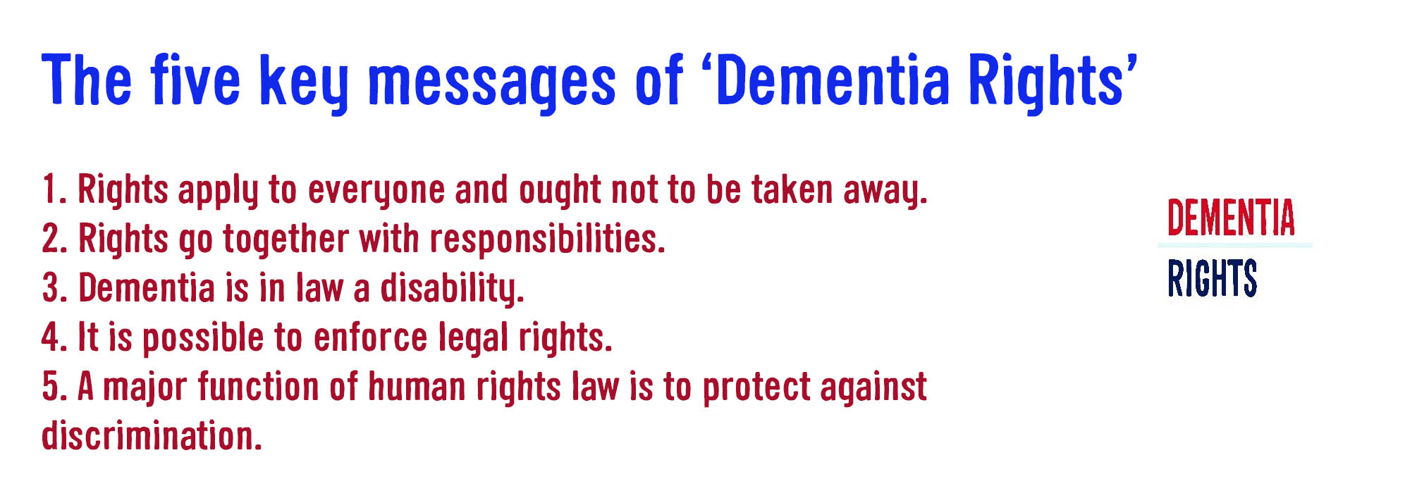 ?Rights and Choices in dementia care Essay Sample